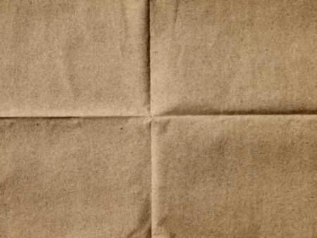 dazzlingly: Crumpled Brown Napkin Paper Texture Background