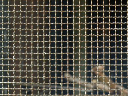 malla metalica: jaula de malla met�lica. jaulas de malla de hierro para animales