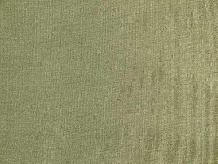 올리브 녹색 직물 천으로 텍스처