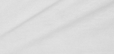 soft furnishing: closeup white fabric cloth texture Stock Photo