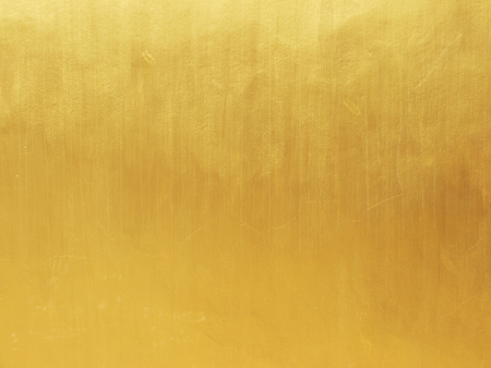 gold metal: Golden wall background