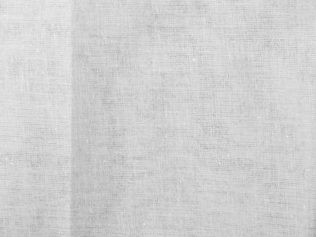 Weißen Stoff Tuchbeschaffenheit Standard-Bild - 65357907