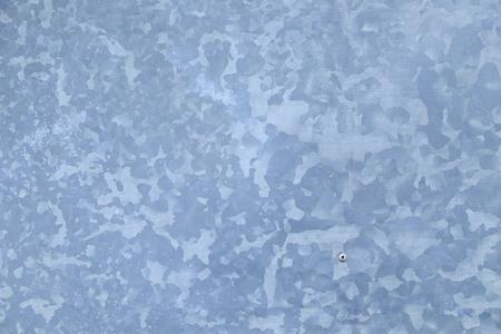 chrome texture: galvanized steel plate background - metallic stainless corrugated chrome texture Stock Photo