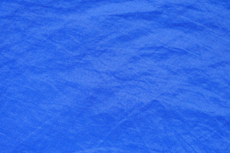 corded: Blue fabric background