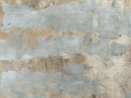 silver backgrounds: old paint wall