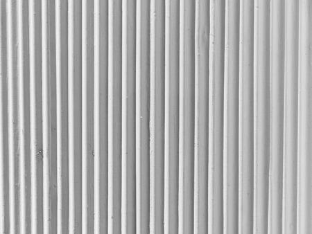 zinc: old white zinc plat wall