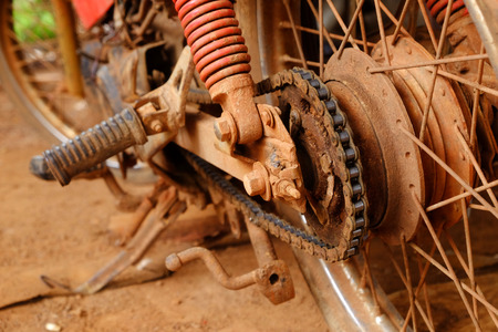 lubricate: Motorcycle Dirt Wheels