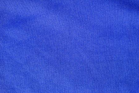 texture cloth: blue fabric cloth texture Stock Photo