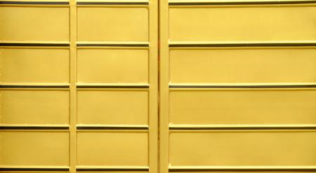 gold metal: gold metal door background