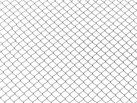 Decorative wire mesh Stock Photo