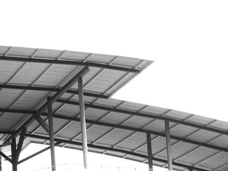 metal: metal roof