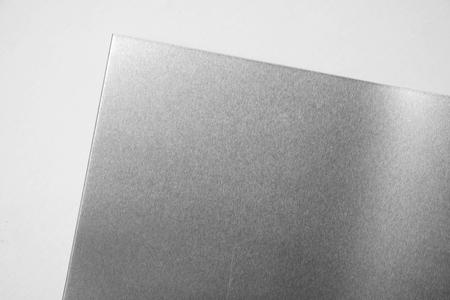 aluminum: Aluminum sheet Stock Photo