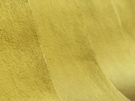 wallpaper copper gold golden: Golden wall texture Stock Photo