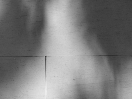 nearness: shadow on wall