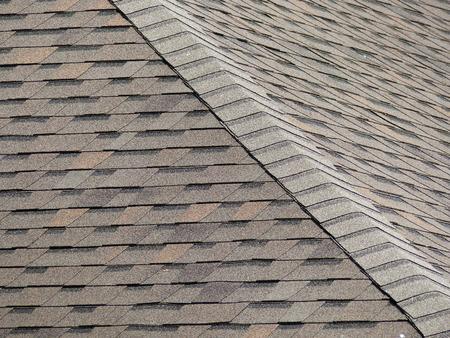 Roof shingles Archivio Fotografico