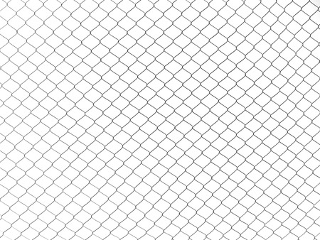 Decorative wire mesh Stock Photo