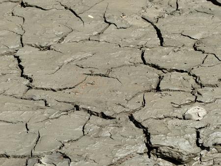 roughing: Mud texture: wet cracked ground Stock Photo
