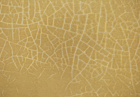 gold metal: gold metal with crack texture Stock Photo
