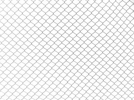detain: Decorative wire mesh Stock Photo