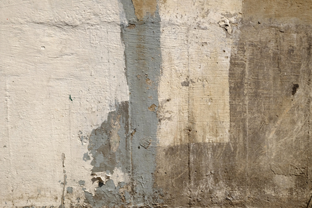 aging: grunge concrete wall Stock Photo