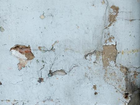 old brick wall: crack wall texture Stock Photo
