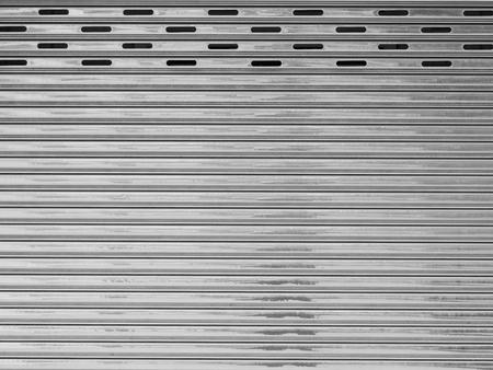 metal security roller door background 版權商用圖片 - 80853038
