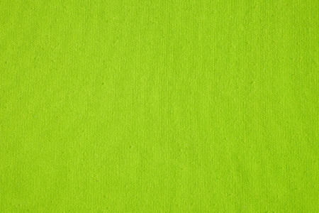 bright green fabric cloth texture background Stock Photo