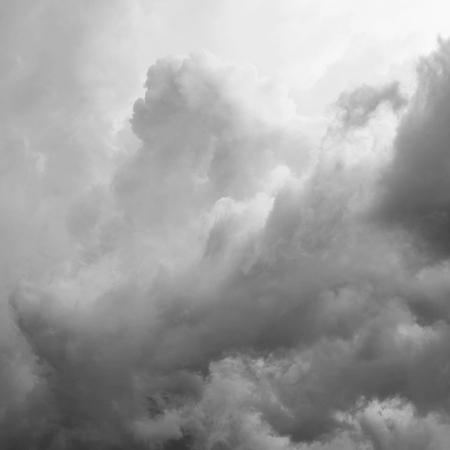dark storm cloud in the sky Lizenzfreie Bilder