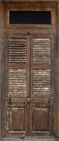 old ancient door