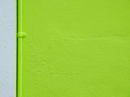 color wall with pipe background