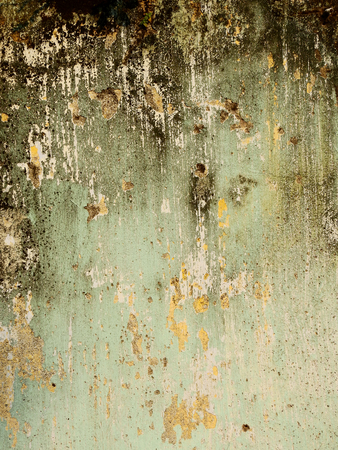 dirty blue wall texture Stock Photo
