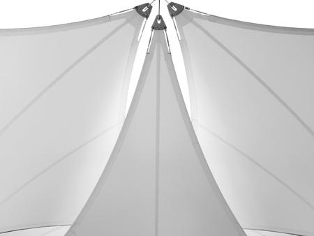 fabric tensile roof structure 版權商用圖片