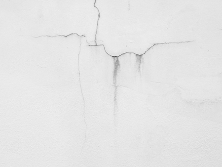 crack white wall background