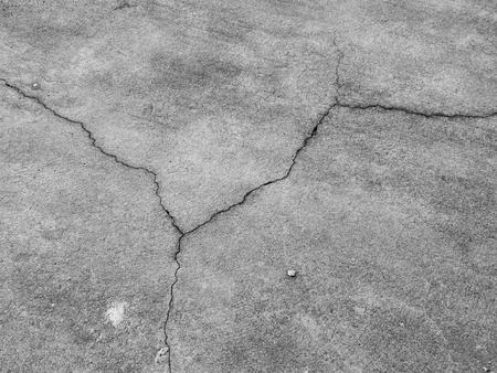 crack concrete floor texture