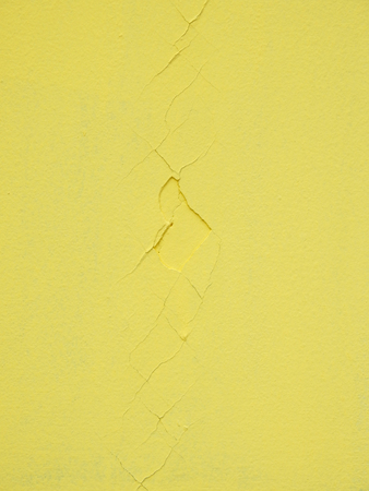 crack yellow wall texture
