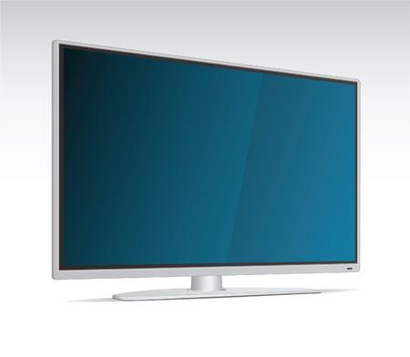 Vector LCD screen Stock Vector - 5027348
