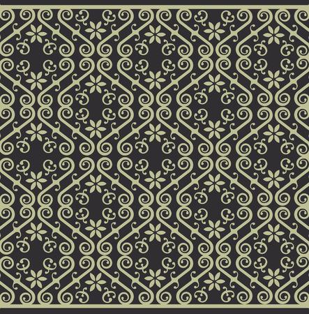 Pattern example vector Illustration