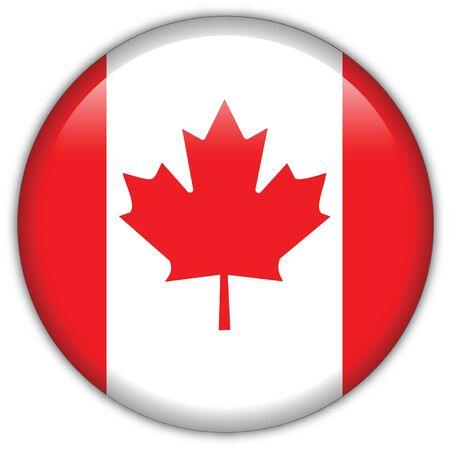 Canada flag icon Vector