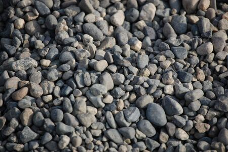 pebbles Stockfoto