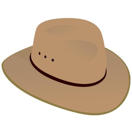 Australian Wide Brim Hat