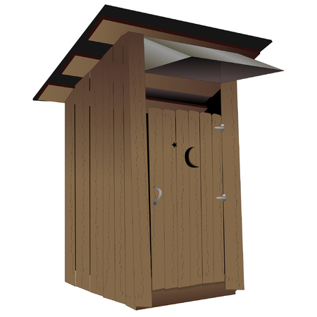 crap: Outhouse