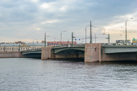 malaya: Tuchkov bridge, St. Petersburg