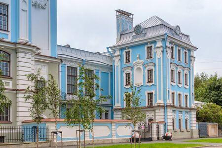 st  petersburg: St. Petersburg Nakhimov Naval School