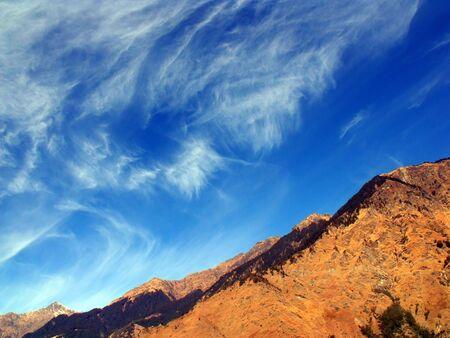 Clouds, Kalpeshwar,