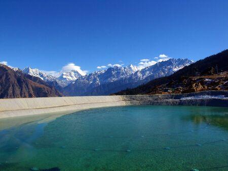 Dronagiri, Nandadevi and Trishul, Garhwal Himalayn Peaks