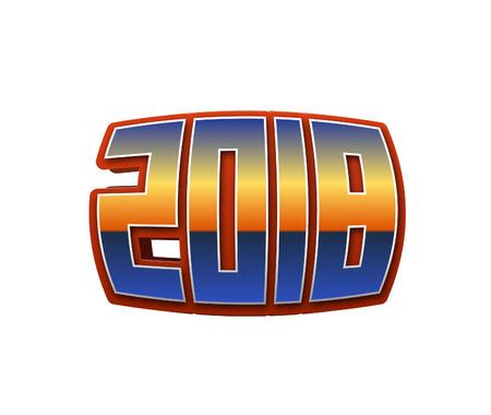 2018 Text for new Calendar template