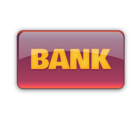 제목 또는 제목에 대한 은행 텍스트. 3D Fancy Fun and Futuristic 스타일