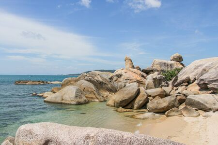 ta: Hin Ta is a stone that looks like a penis. In Koh Samui, Thailand