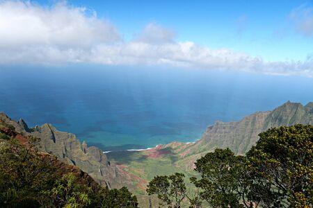 shore: Hawaii shore Stock Photo