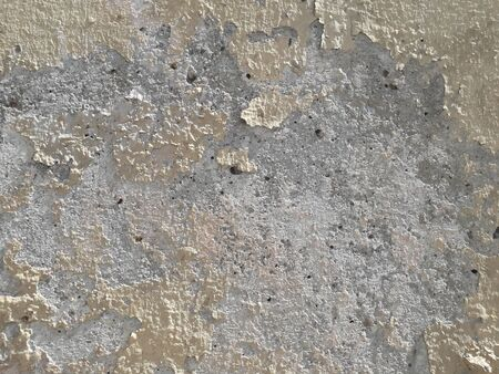 Paint peeling plaster walls because of its use for a long time. Alternatively, use quality color to paint the walls. Must be repaired in order to come back again.